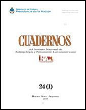 Cuadernos v. 24, n. 1